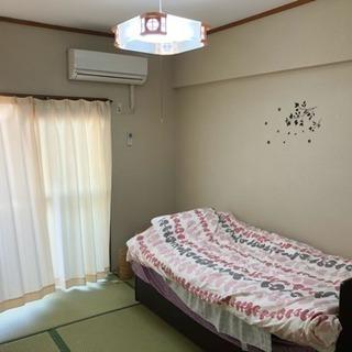 女性専用シェアハウス マンション 家具付き即入居可 最募集です!