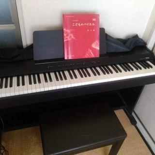 ヤマハデジタルピアノ