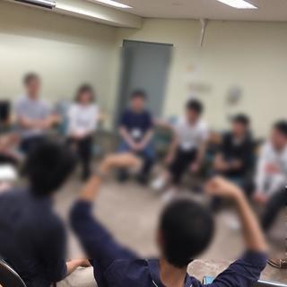 初心者向け人狼会 in 中央区民センター