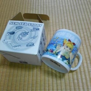 パチンコ新海物語のマグカップ