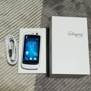 Unihertz Jelly Pro 世界最小4Gスマホ SIMフリー