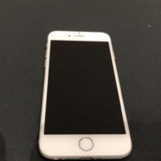 iPhone6 64GB シルバー(ソフトバンク)