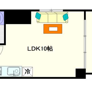 【シーガルパークソレイユ】1号タイプ!1LDKタイプ!ええ物件やんか!!