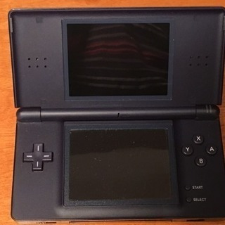 任天堂DS Lite ブルー