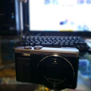Panasonic コンデジカメラ Lumix TZ85 光学3...