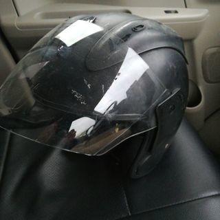 ジェットヘルメット中古