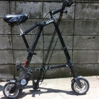 折り畳み自転車 H-bike