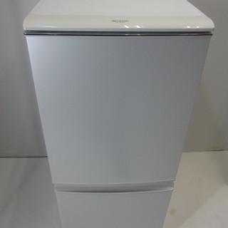 交渉可能! 2011年 冷蔵庫 シャープ SJ-S14T-W 使用...