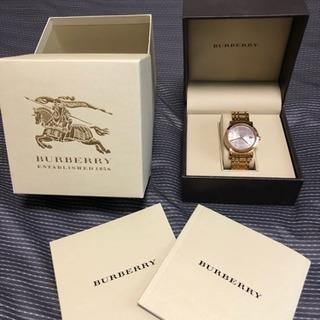 購入した時7万円!!BURBERRY バーバリー 腕時計