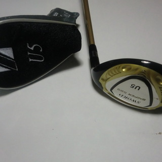 超美品 カタナ SWORD SNIPER 589 U5 R…
