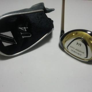 超美品 カタナ SWORD SNIPER 589 U4 R…
