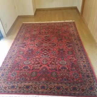🌴大型ウール絨毯🌴