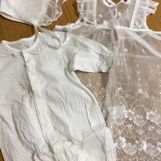 赤ちゃん セレモニードレス 3点セット
