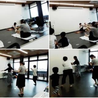【奈良 田原本】ゆがみ矯正ヨガとフラダンス体験 7/11㈬ 7/2...