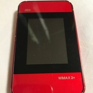 au WiMAX2+