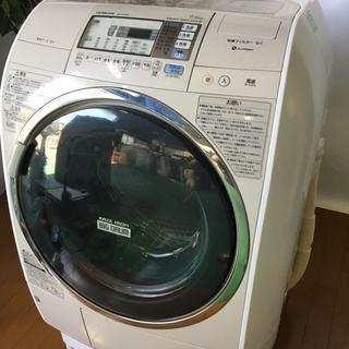川口市発★☆☆HITACHI 日立 ドラム式洗濯乾燥機 BD-V5...
