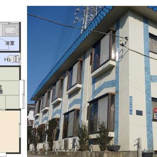 小金井駅歩6分★手数料0円!2階南角部屋美室2Kが3.4万! 駐車...