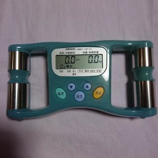 【お取り引き中】オムロン  体脂肪計  HBF-304-A