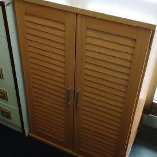 木製 シューズボックス