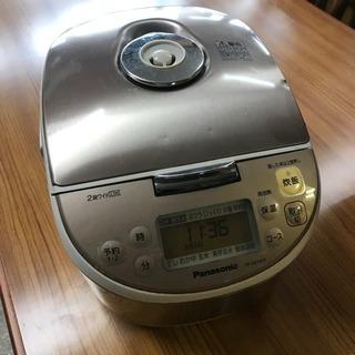 パナソニック5.5合炊きIH 09年製
