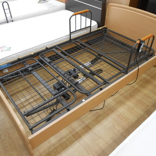 ニトリ 電動ベッド シングル 介護ベッド 2モーター ベット リク...