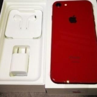 iPhone8 RED 64GB SIMフリー