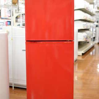 アクアの2ドア冷蔵庫(AQR-FK14B)2013年製【安心!6ヶ月保証付】の画像