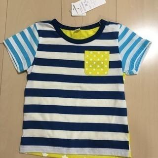 新品半袖Tシャツ90センチ