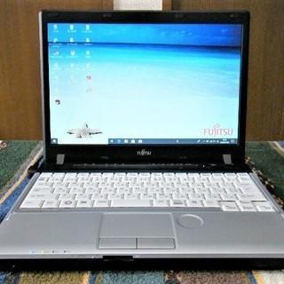 12.1型重さ1.1kg/高性能 Core i5/高速新品SSD1...