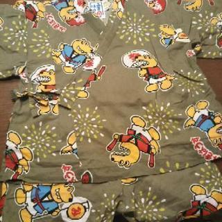 ミキハウス 浴衣パジャマ