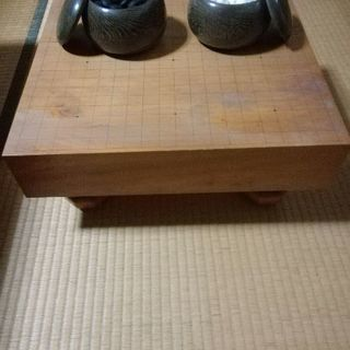 足付き碁盤