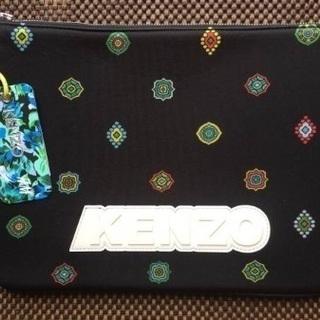 新品!KENZO H&M コラボ クラッチバッグ
