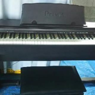 CASIO デジタルピアノ  PX-735BK
