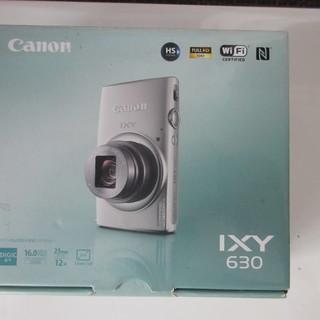 キャノンIXY630デジタルカメラ