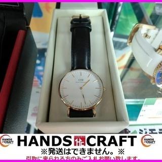 美品 ダニエル・ウェリントン B36R8 腕時計 ケース入