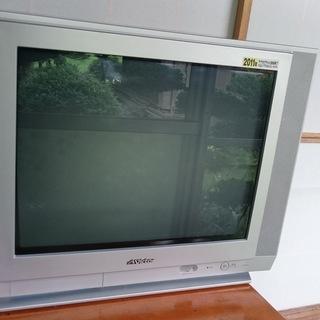 21型ブラウン管TV(無料)