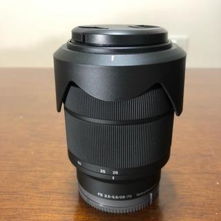 美品 Sony FE 28-70mm F3.5-5.6 レンズ