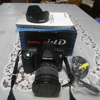 再再値下げ品 PENTAX デジタル一眼レフカメラ