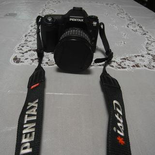 再再値下げ品 PENTAX デジタル一眼レフカメラ - 館山市
