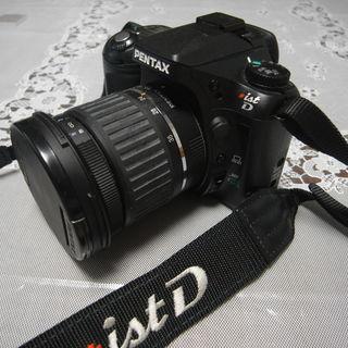 再再値下げ品 PENTAX デジタル一眼レフカメラ - 家電
