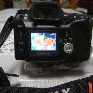 再再値下げ品 PENTAX デジタル一眼レフカメラ − 千葉県