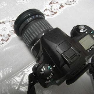 再再値下げ品 PENTAX デジタル一眼レフカメラ - 売ります・あげます