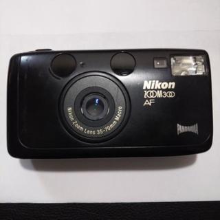 フィルムカメラ Nikon zoom300 AF
