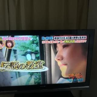 配達可 SONY 40インチ液晶テレビ