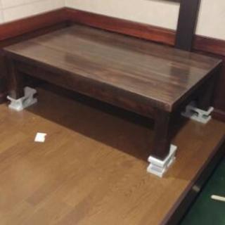 和テーブル(2台あります)