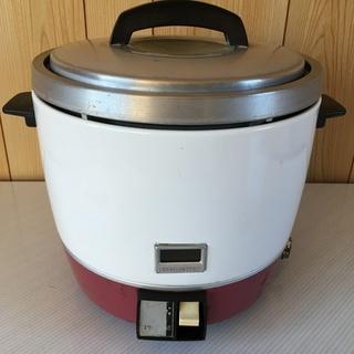 ガス炊飯器(プロパン用) 昭和レトロ