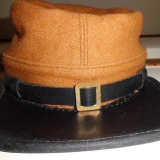 アメリカ南北戦争南軍レプリカケピ帽