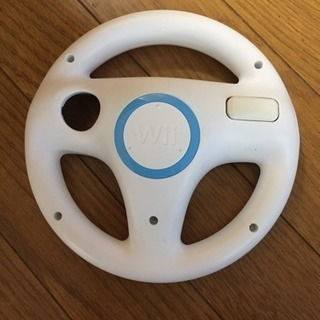 中古品Wiiハンドル