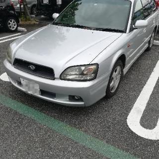 車検付!コミコミ価格! レガシーツーリングワゴン