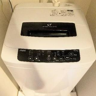 美品★ハイアール洗濯機 JW-K42H
